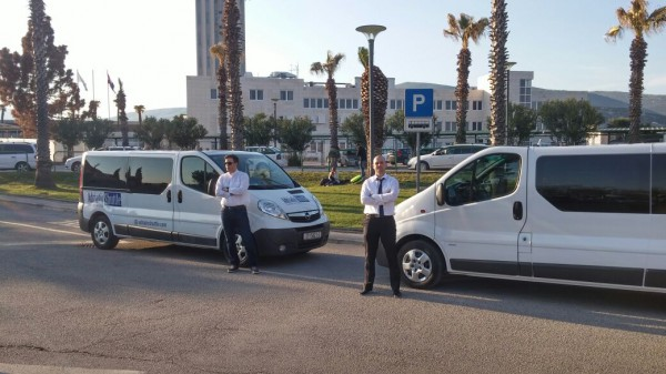 Private Taxi from SPLIT AIRPORT to SPLIT