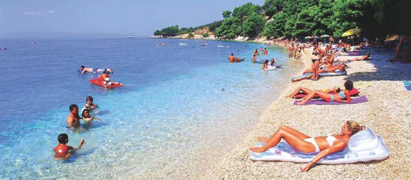 Private Taxi from Split Airport to Podgora