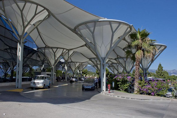 Private Taxi from SPLIT Airport to DUBROVNIK