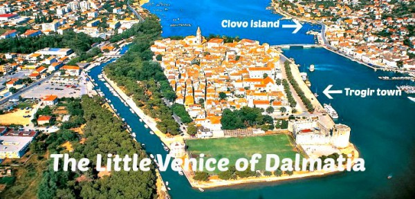 Private Taxi Transfer from DUBROVNIK to TROGIR