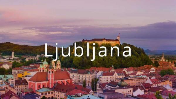 Private Taxi from Ljubljana to Split