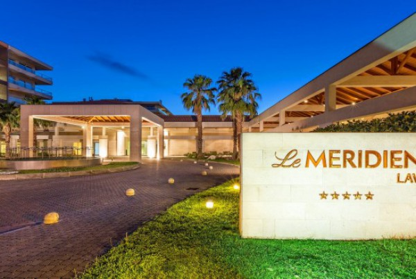 Private Taxi Transfer from Split Airport to Le Meridien Lav Hotel