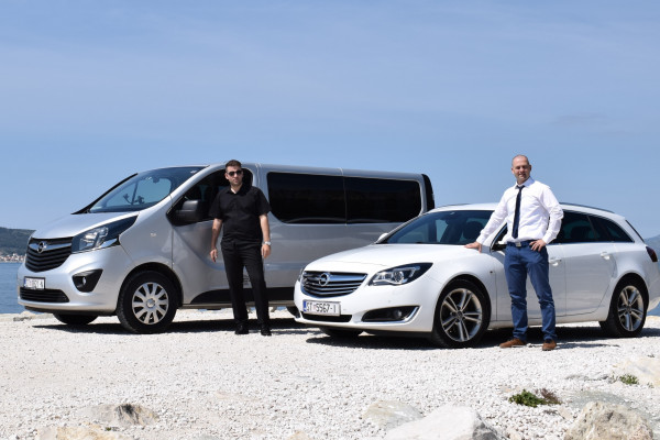 Private Taxi Transfer from SPLIT AIRPORT to SPLIT