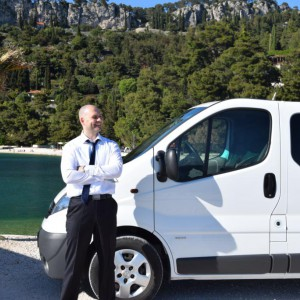 Private Taxi Transfer from SPLIT AIRPORT to TUČEPI