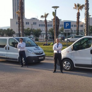 Private Taxi SPLIT Airport to TROGIR