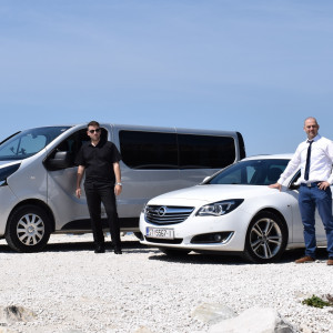 Private Taxi Transfer from SPLIT to DUBROVNIK